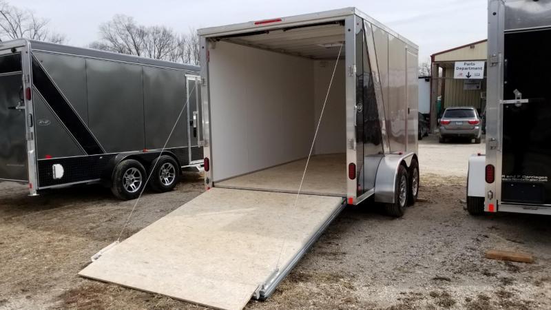 2018 R&R 6x12 FE Enclosed Cargo Trailer 3k