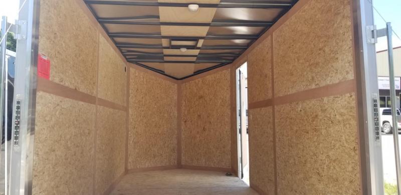 2019 Stealth 7x16 Titan Enclosed Cargo Trailer 7k
