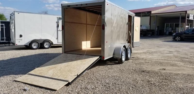 2019 Interstate 6x14 SFC Enclosed Cargo Trailer 7K in Ashburn, VA