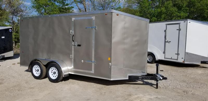 2019 Interstate 6x14 SFC Enclosed Cargo Trailer 7K