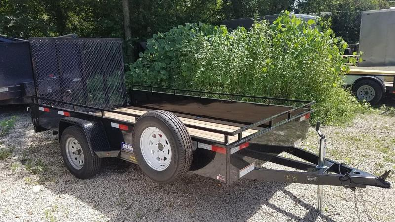 FOR RENT ONLY #8 6x12 Sure-Trac Utility Trailer w/Gate