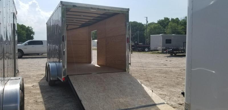 2019 Interstate 7x16 SFC Enclosed Cargo Trailer 7k in Ashburn, VA