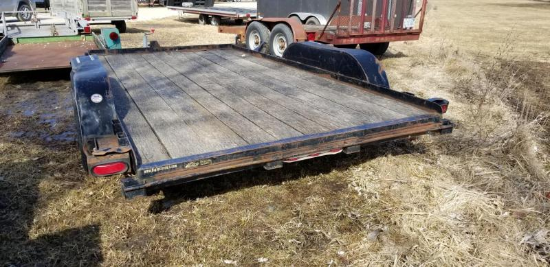 2006 Big Tex Trailers 6.5x14 Wood Deck Eco Auto Hauler 6k