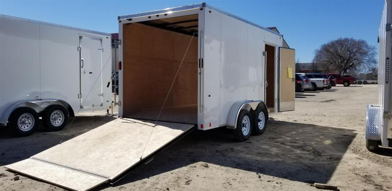 2019 Interstate 7x14 SFC Enclosed Cargo Trailer  7k