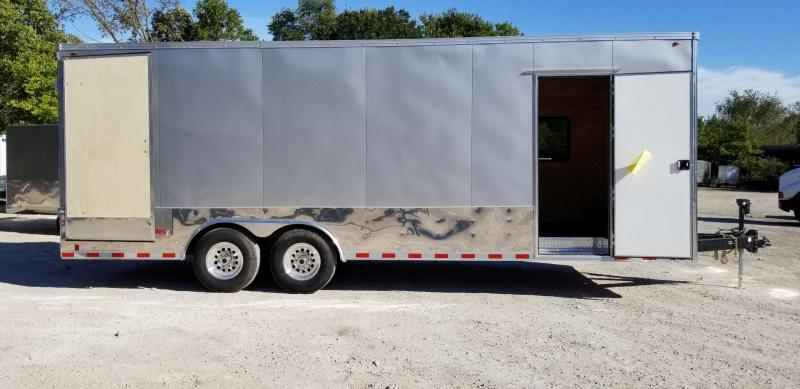 2019 Interstate 8x24 IFC Jobsite/Mobile Office Trailer 12k