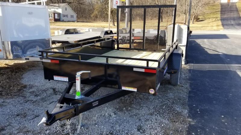 2019 Sure-Trac 6x10 Steel High Side Utility w/Gate 3k in Ashburn, VA