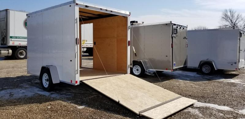 2019 Interstate 7x10 SFC Enclosed Cargo Trailer 3K