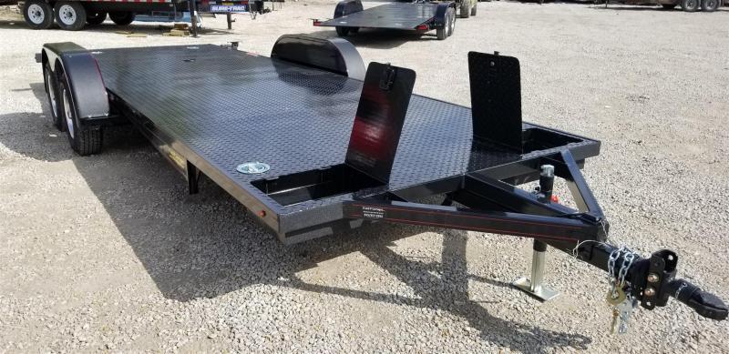 """2019 Kwik Load 7x20 Steel """"Rollback"""" Open Auto Hauler 7k"""