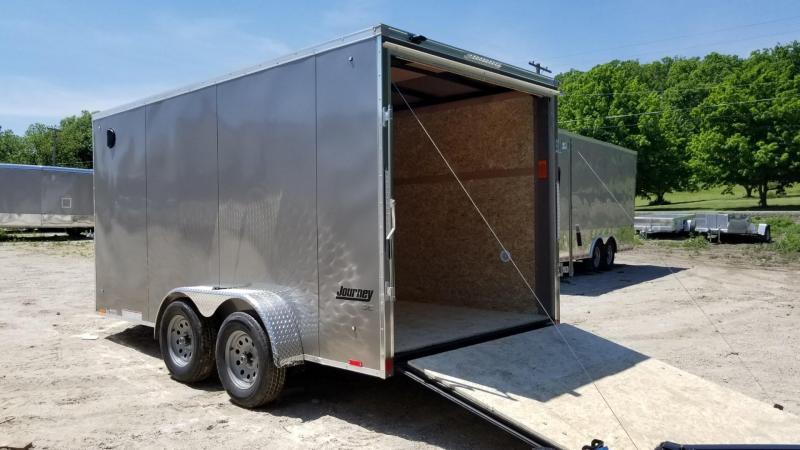 2019 Pace 7x14 Journey SE Cargo Trailer 7k