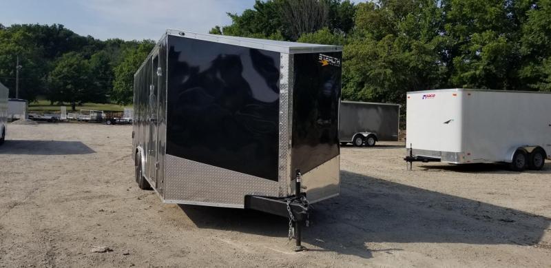 2019 Stealth 8.5x20 Enclosed Car Hauler Trailer 7k