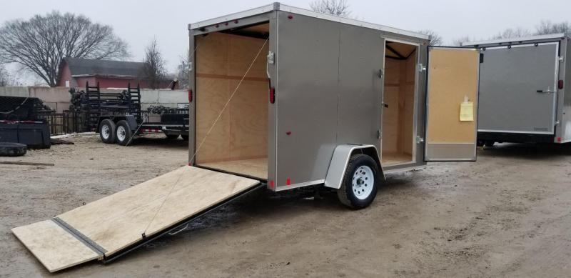 2019 Interstate 7x12 SFC Enclosed Cargo Trailer 3K
