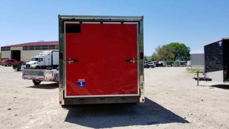 RENTAL #21 7x16 Interstate Cargo Trailer