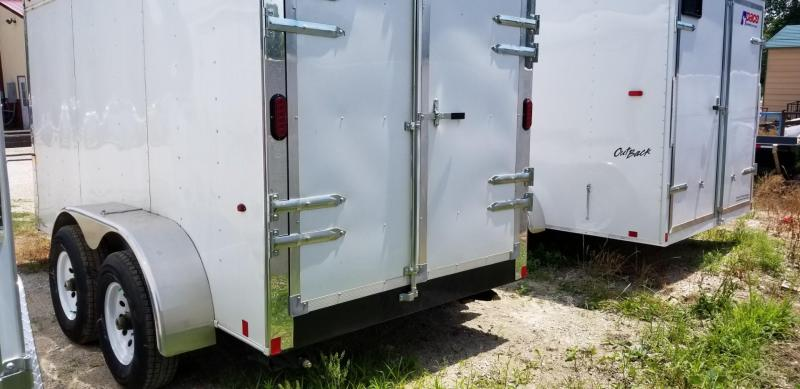 2017 Interstate 6x12 I Series Vending / Concession Trailer 10k