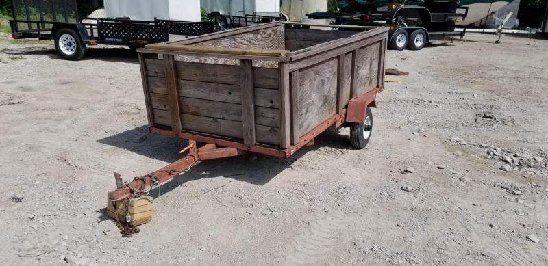 2004 Homemade 4x7.5 Utility Trailer 1k