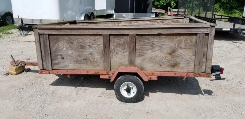 2004 Homemade 4x7.5 Utility Trailer 1k in Ashburn, VA