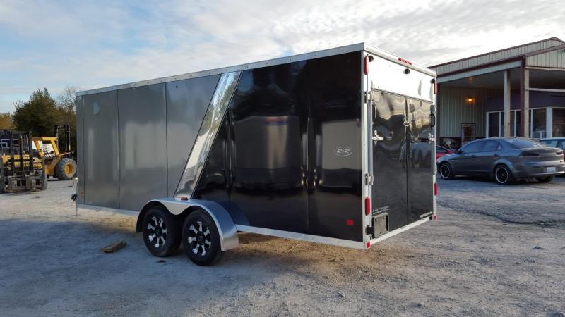 2018 R&R 7X22 Slasher Elite Enclosed Snowmobile Trailer 7k