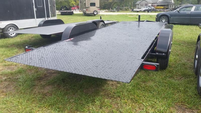 """2019 Kwik Load 7x20 Steel """"Rollback"""" Car Hauler 10K"""