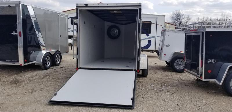 2015 Pace 6x12 Outback Enclosed Cargo Trailer 3k
