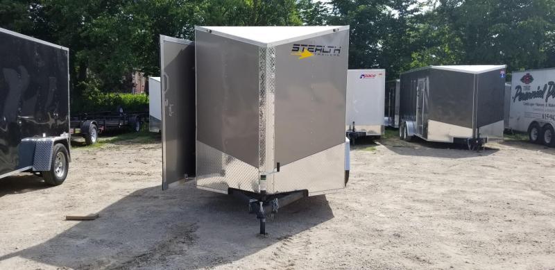 2019 Stealth 6x10 Mustang SE Cargo Trailer 3k