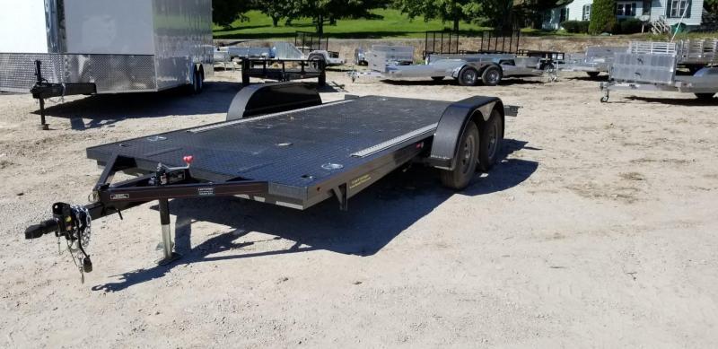 """2018 Kwik Load 7x16 Steel """"Rollback"""" Car Hauler 7k"""