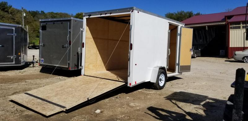 2019 Interstate 7x12 SFC Cargo Trailer 3K