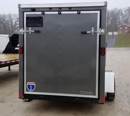 2019 Interstate 6x12 SFC Cargo Trailer 3k