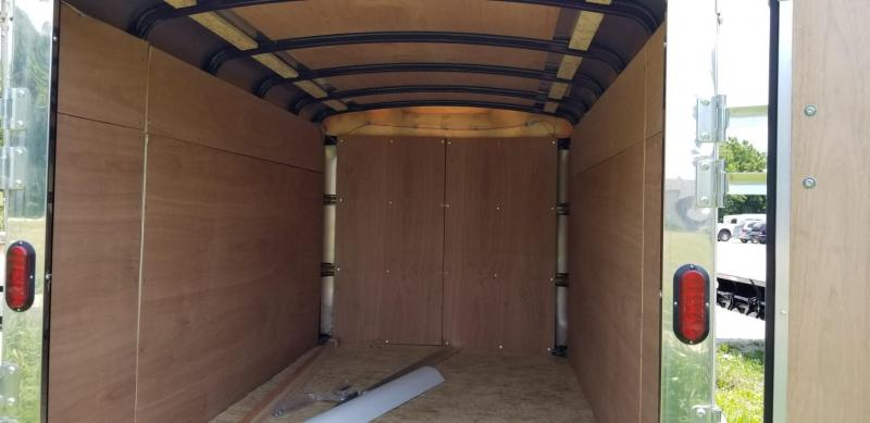 2017 Interstate 6x10 I Series Vending / Concession Trailer 7k