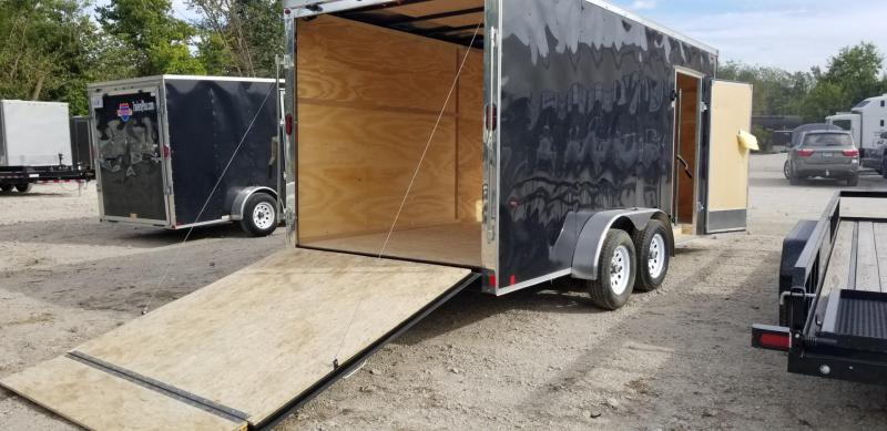 2018 Interstate 7x16 SFC Cargo Trailer 7k