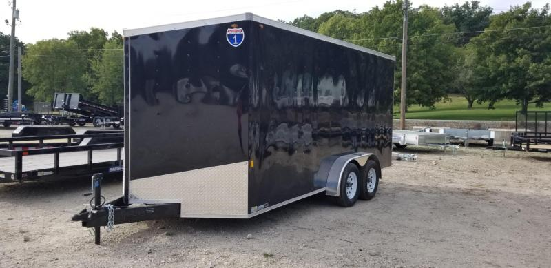 2018 Interstate 7x16 SFC Cargo Trailer 7k