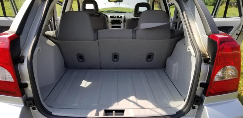 2007 Dodge Caliber 4 Door Sedan