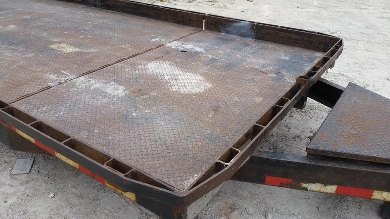 2008 Imperial 7x16+4 Tilt Bed Equipment 14k