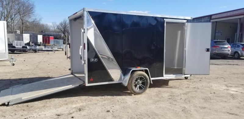 2019 R&R 6x12 FE Enclosed Cargo Trailer 3k