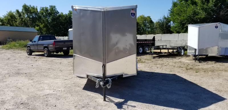 2019 Interstate 6x10 SFC Cargo Trailer 3k