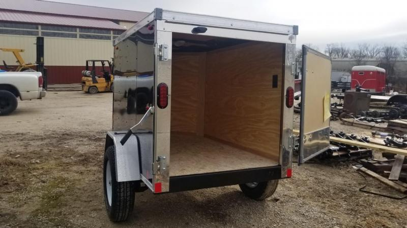 2018 Interstate 4x6 SFC Cargo 2k