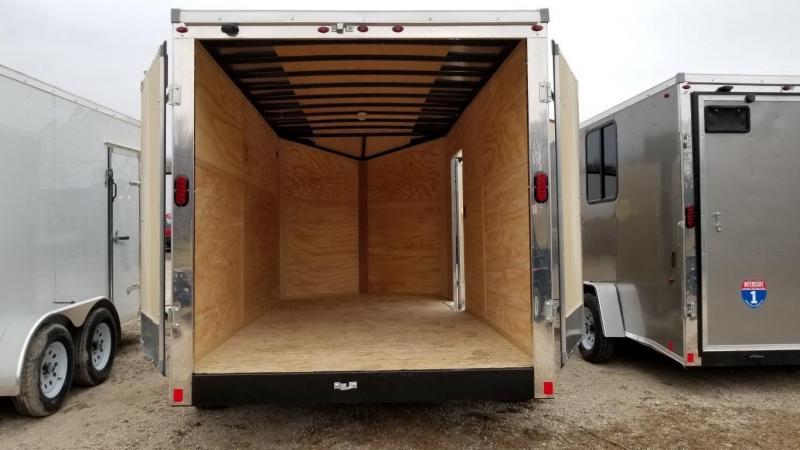 2018 Interstate 7x14 IFC Cargo 7k