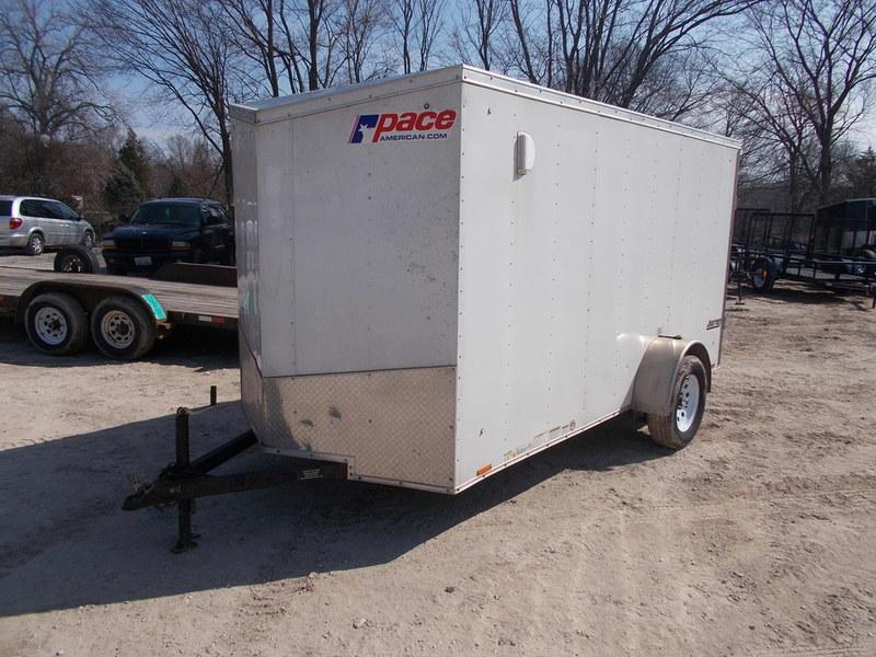 2014 Pace American RENTAL 6X12