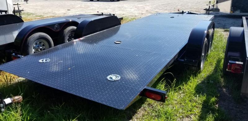 2018 Kwik Load 7x20 Steel Deck Car Hauler 7K