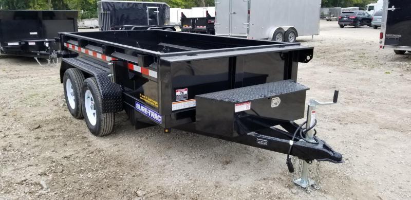 2019 Sure-Trac 62x10 Single Ram Dump w/Barn Doors 7k