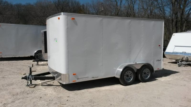 2018 Pace 7x14 Outback Cargo Trailer 7k
