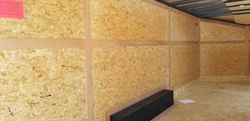 2019 Stealth 8.5x20 Enclosed Cargo Trailer 7k