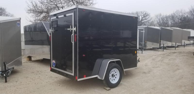 2019 Interstate 5x8 SFC Enclosed Cargo Trailer 3k