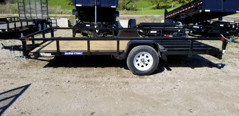 2019 Sure-Trac 7x14 Tube Top Utility 3k