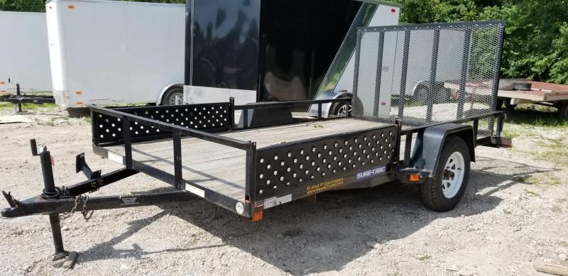 2013 Sure-Trac 7x12 ATV Utility Trailer 3k