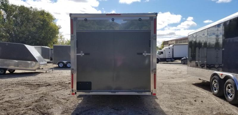 2019 R&R 7x22 Slasher Elite Enclosed Snowmobile Trailer 7k
