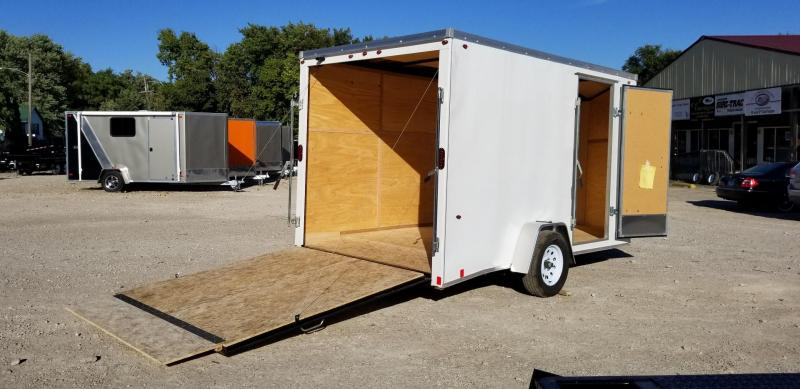 2019 Interstate 6x12 SFC Enclosed Cargo Trailer 3K