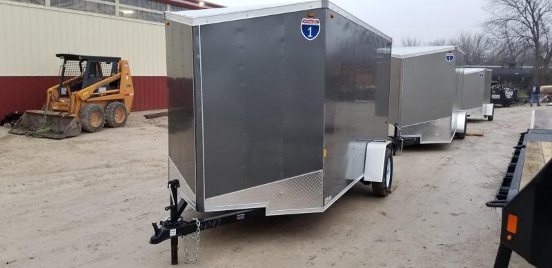 2019 Interstate 6x12 SFC Cargo Trailer 3k