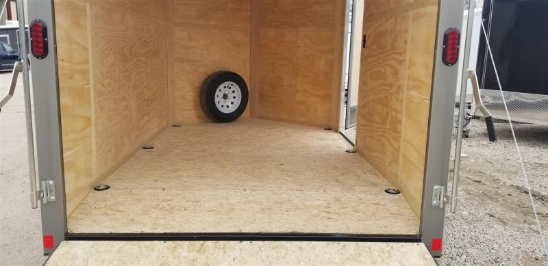 RENTAL #2 7x10 Interstate Cargo Trailer
