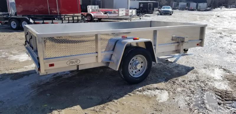 2019 R&R 6x10 ATP All Aluminum Utility Trailer w/Slide Out Ramps 3k