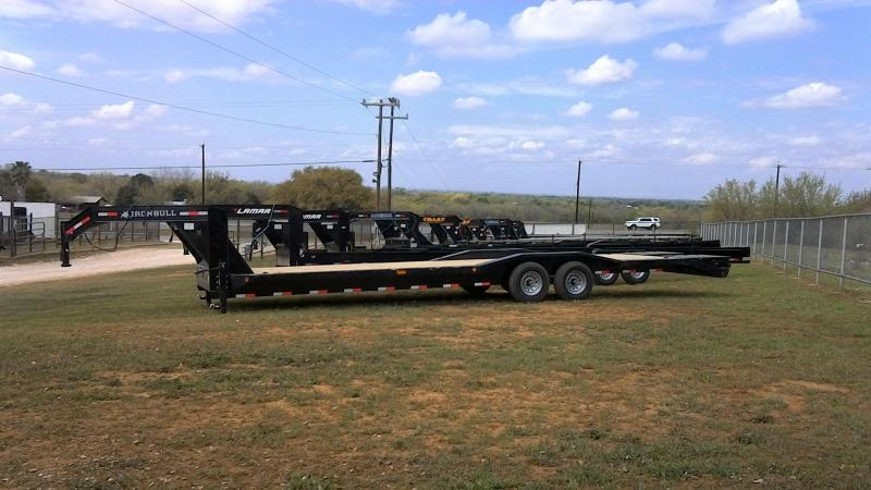 2019 Norstar 102X32 Gooseneck Equipment Trailer