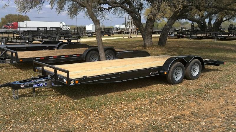 2019 Load Trail 83X20 Tandem Car / Racing Trailer